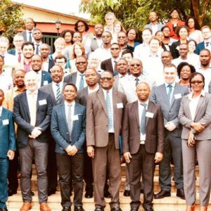 Group Photo at the Thanzi la Onse International Conference in Malawi