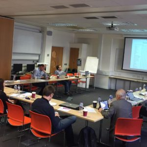 Interdisciplinary Data Management Meeting