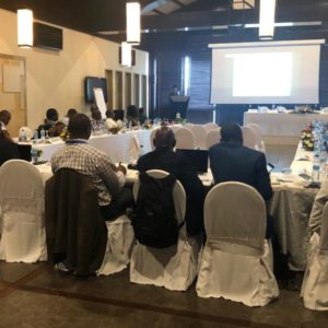 2nd Meeting of the East Central and Southern Africa Health Community