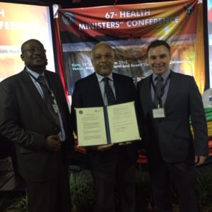 67th ECSA Health Ministers Conference
